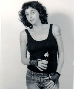 Kim Addonizio - How badass is she? So badass. Photo courtesy of pirenesfountain.com
